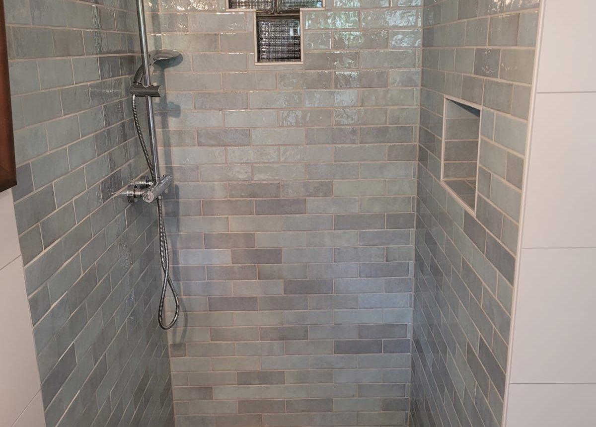begehbare Dusche KS MeisterFliese